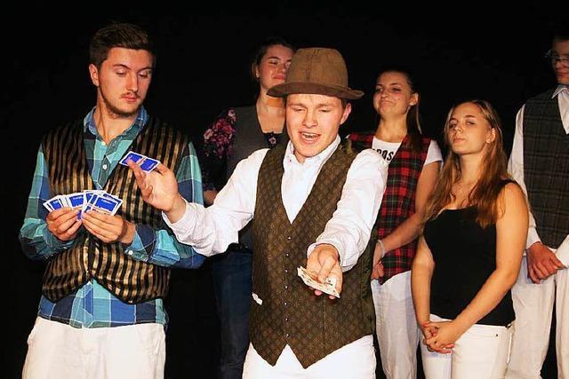 Jugendtheater zeigt