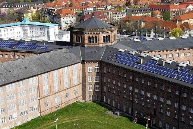 Häftling in JVA Freiburg beendet Hungerstreik
