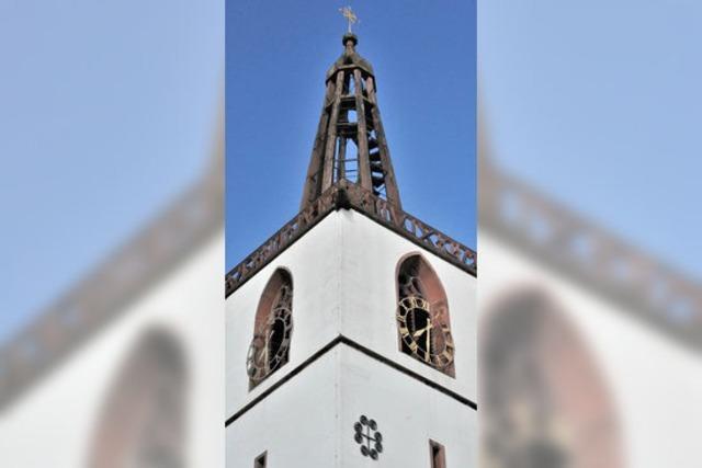 Warum schweigen die Glocken im Denzlinger Kirchturm?