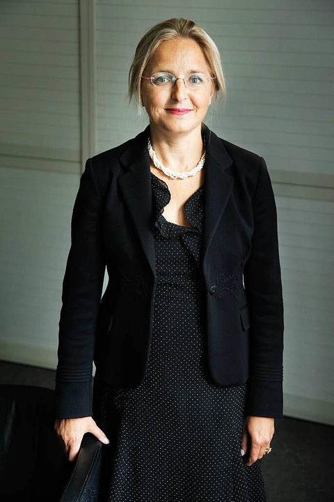 Die Kriminologin Letizia Paoli kämpft ...erfolgreichen Abschluss ihrer Arbeit.   | Foto: STEVENS