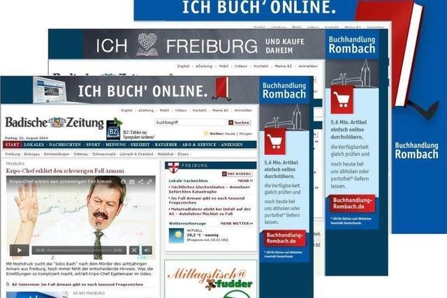 BZ-Award 2014 in Freiburg verliehen