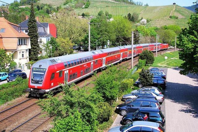 Schwarzwaldbahn am Wochenende zwischen Offenburg und Hausach gesperrt
