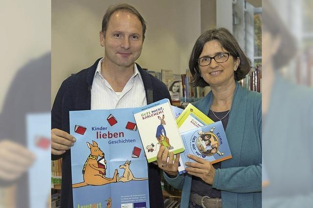 Wie Lesen Kindern hilft