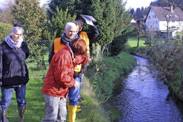 Hochwasserschutz ist vorrangig
