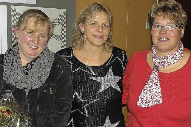 Susanne Jehle ist neue Elternbeiratsvorsitzende