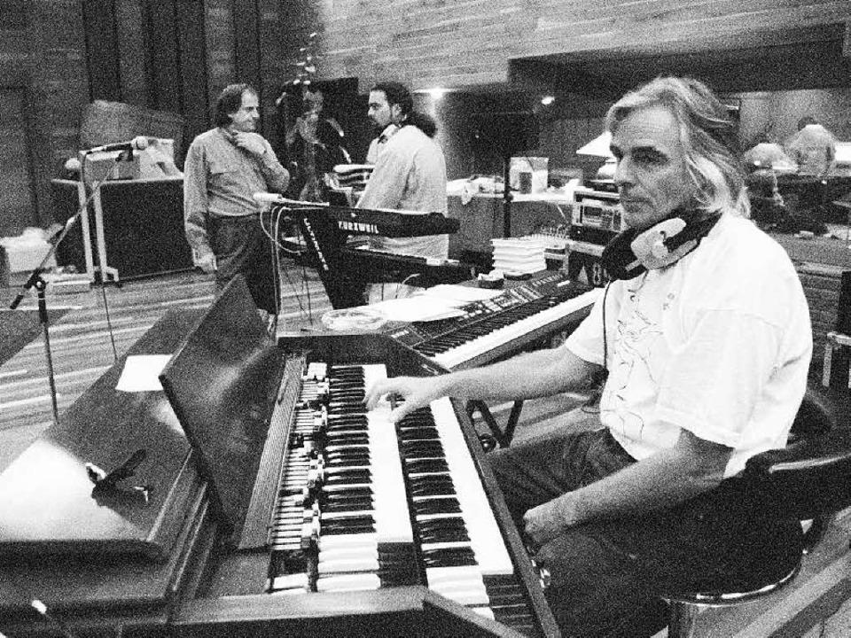 "Pink Floyds stiller Soundarchitekt:  R...lbum ""The Endless River"".   | Foto: Jeremy Young"