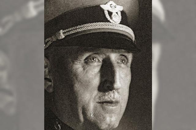 Wie ein Berliner Polizist die Zerstörung einer Synagoge verhinderte