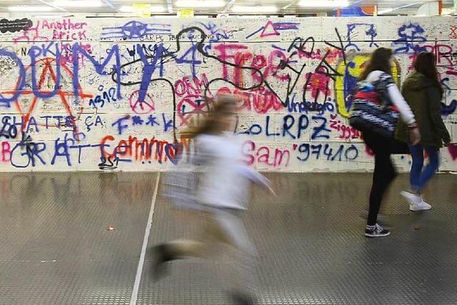 So erinnern Südbadens Schulen an den Mauerfall