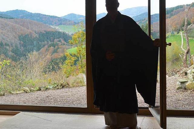 Wie aus einem alten Bauernhaus ein Meditationszentrum wurde