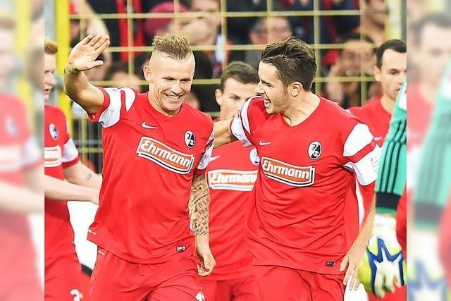 Der Sportclub vernascht Schalke – 2:0