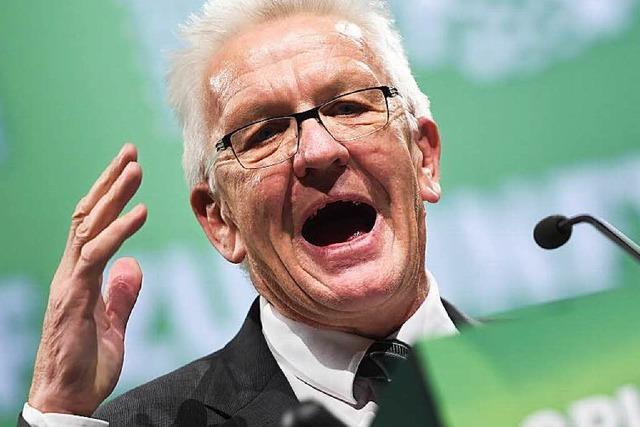 Kretschmann: Grüne müssen neue klassische Wirtschaftspartei werden