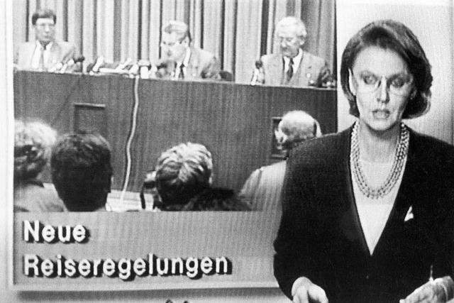 Wie ein Ost-Berliner die Öffnung der Grenze verschlief
