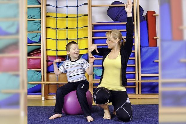 Physiotherapie hat viele Facetten