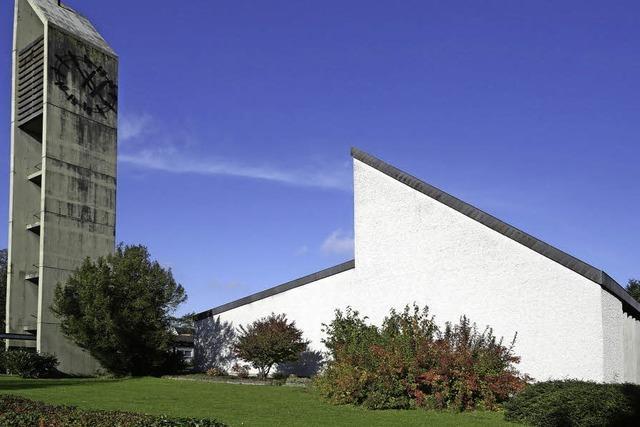 Dialog in der Kirche gestört
