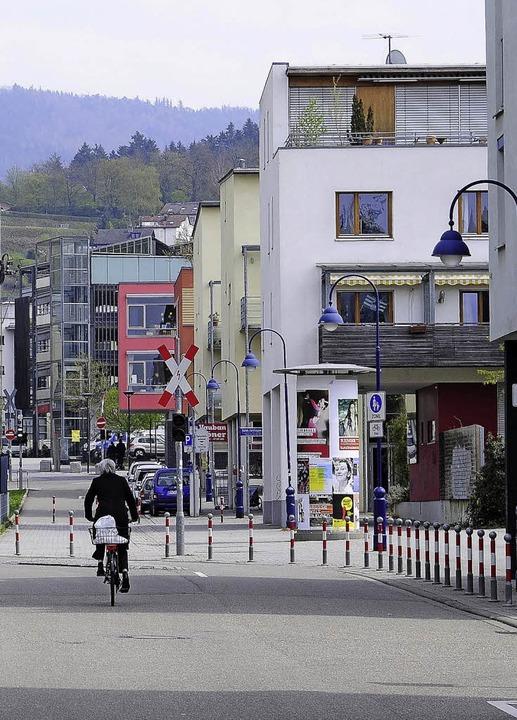 Positiv bewertet werden im Stadtteil V...raßenbahnnetz und das Energiekonzept.   | Foto: Ingo Schneider