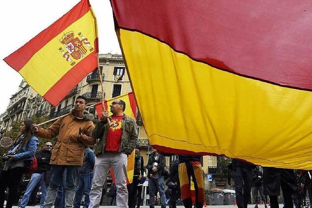 Zwei Million Katalanen stimmen trotz Verbots bei Befragung ab