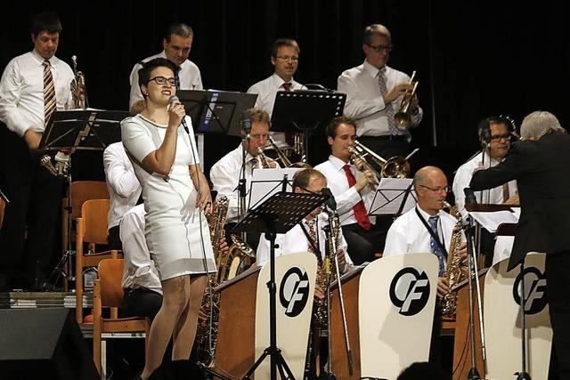 Swingende Muntermacher mit Sax, Stimme und Co.
