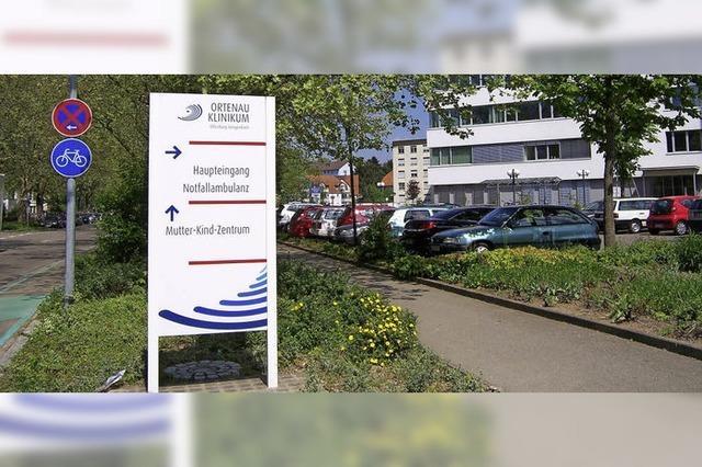 Ortenau-Klinikum bleibt chronisch klamm