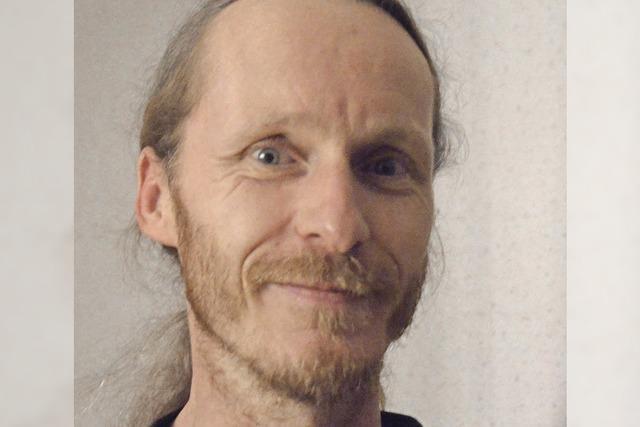 Roland Herr, der Zerspanungsmechaniker
