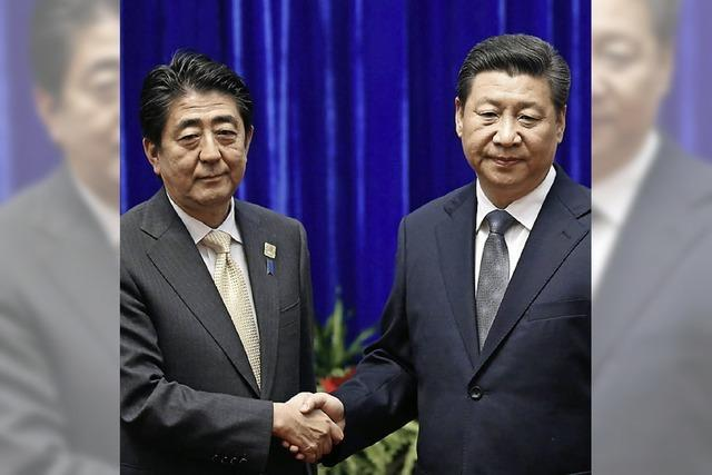 Die Eisbrecher von Peking