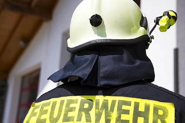 Brand in Waldshut-Tiengen – mehrere Hunderttausend Euro Schaden