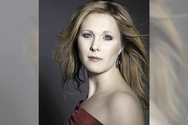 Carolin Neukamm singt Lied-Raritäten von Alma Mahler