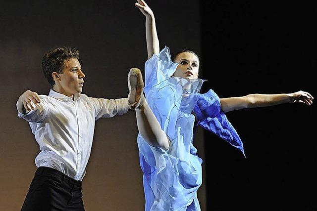 Das Moira Fetterman Ballett tritt in Freiburg auf