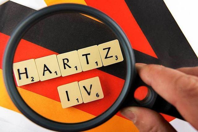 Zuwanderern darf Hartz IV verwehrt werden