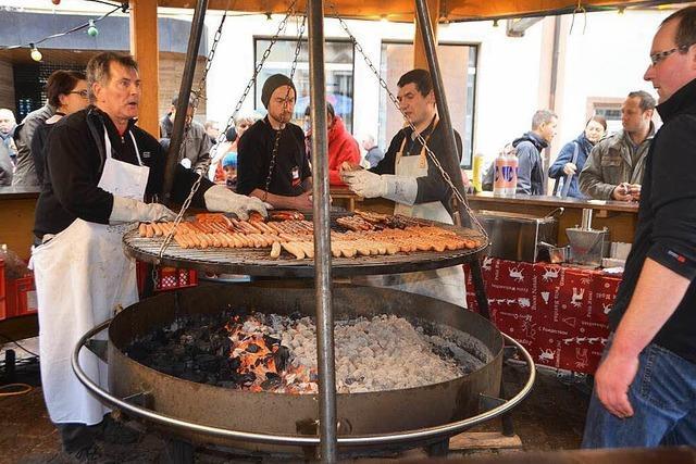 Winteropening und Weihnachtsmarkt in Waldkirch
