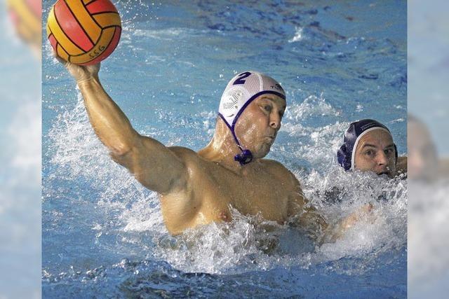 SSG Weil startet optimal in die Wasserball-Saison