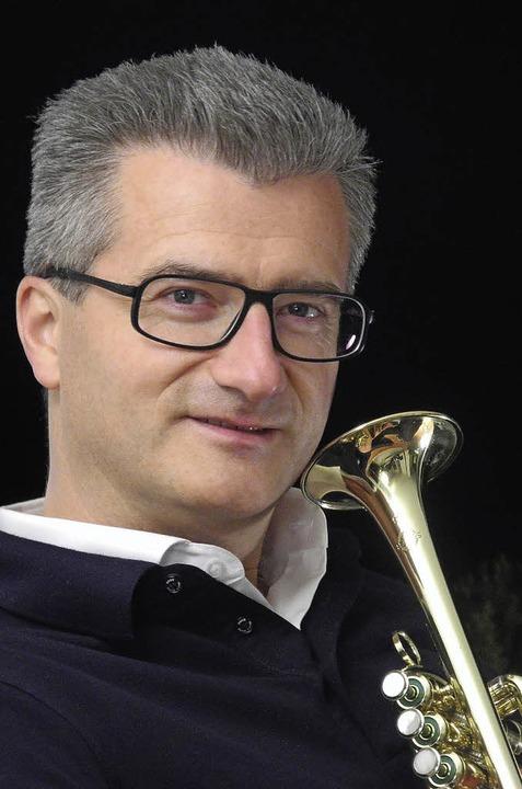 Bernhard Böttinger, Kopf und Motor des Ensembles.   | Foto: ZVG