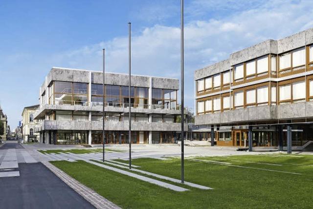 Bundesverfassungsgericht in Karlsruhe: Wo das Gesetz zu Hause ist