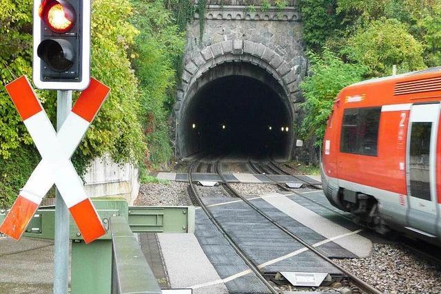 Zwei Drittel aller Bahntunnel im Südwesten sind sanierungsreif