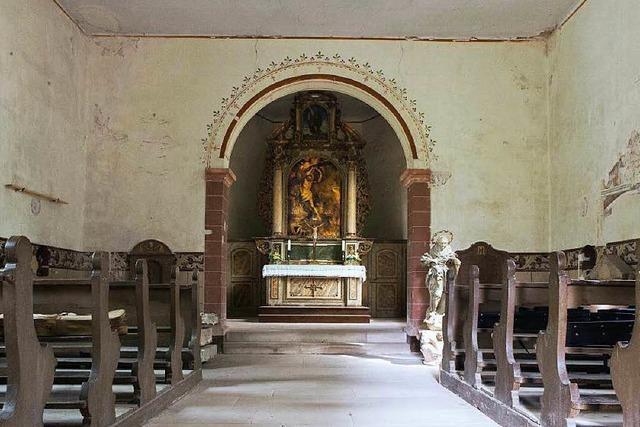 Zuschuss für Sanierung der Kapelle auf dem Alten Friedhof in Waldkirch