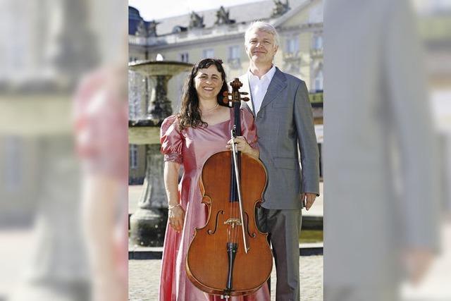 Sanja und Michael Uhd spielen in Emmendingen