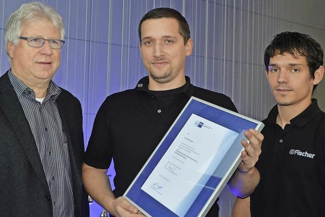 Förderpreis für Borgwardt