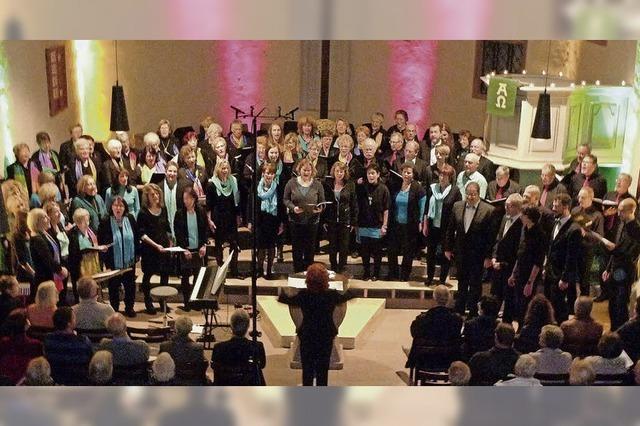 Ein starker Gesangverein