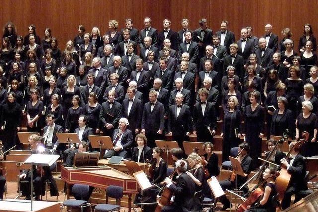 """Händels Oratorium """"Saul"""" im Konzerthaus Freiburg"""