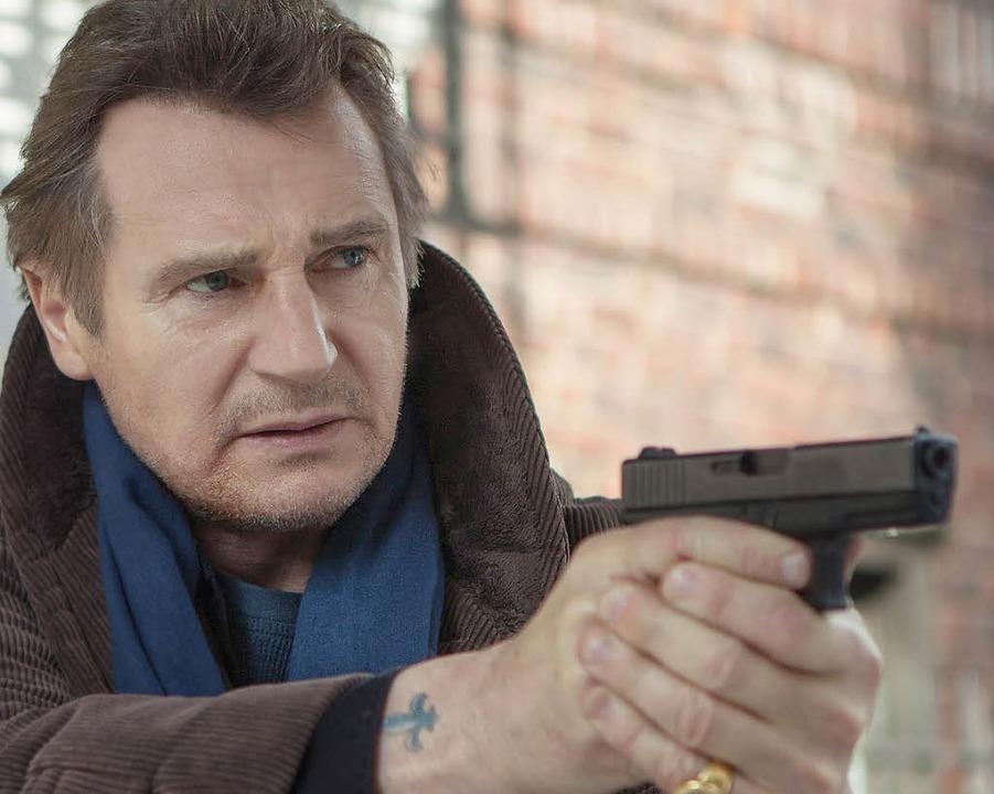 Liam Neeson     Foto: Universum