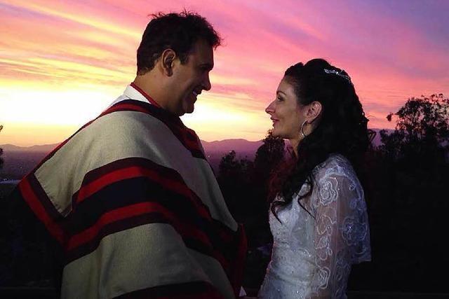 Schwäbin heiratet geretteten chilenischen Bergarbeiter