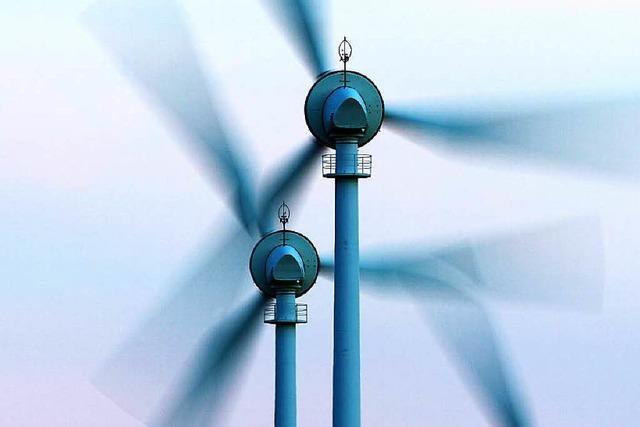 Windräder müssen in Bayern weichen
