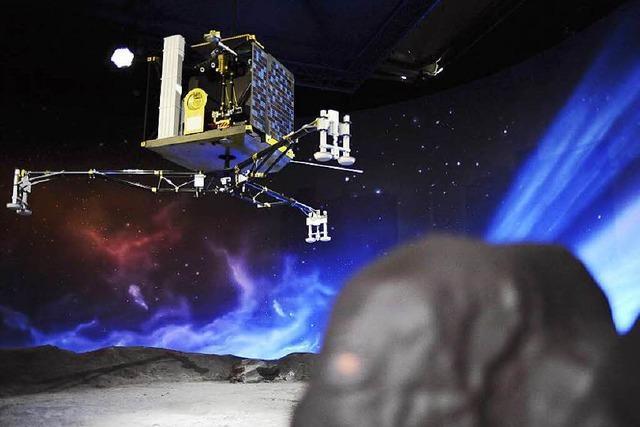 Rosetta: Konzept und Technik wurden am Bodensee entwickelt