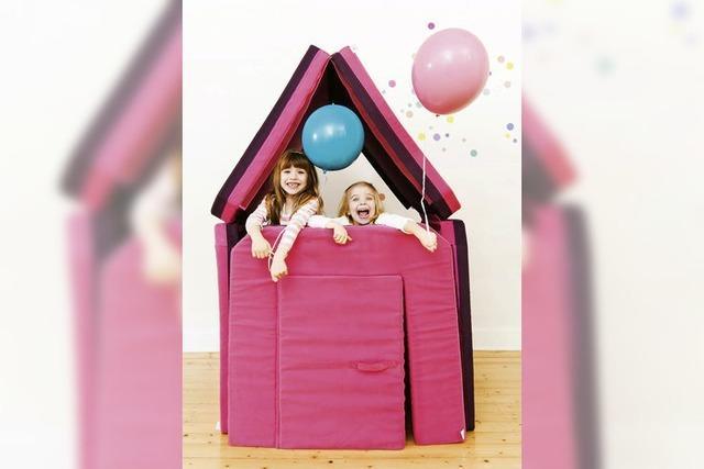 Warum Kinderzimmer besonders behutsam gestaltet werden sollten