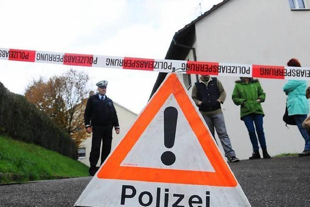 SEK stürmt Wohnung eines Lebensmüden in Schopfheim