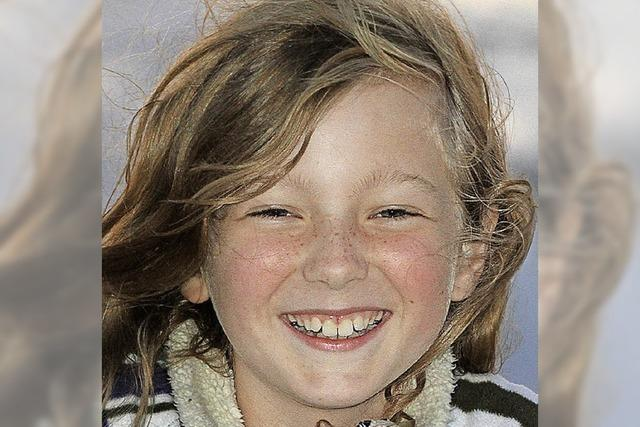 FRAGEBOGEN: Linda, 9 Jahre, Stegen