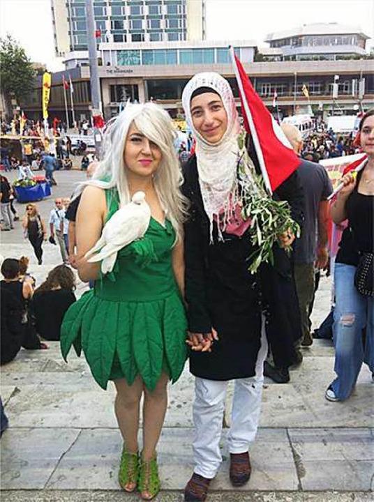 Was bleibt nach Gezi?    Foto: Veranstalter