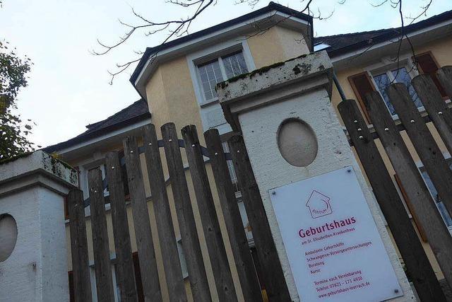 Lörracher Geburtshaus: