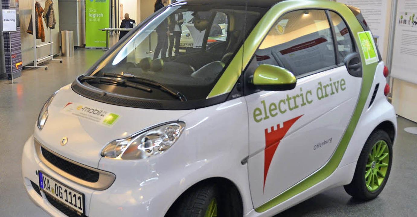 Von Modellen wie diesem E-Smart soll es bald mehrere geben.   | Foto: jtr