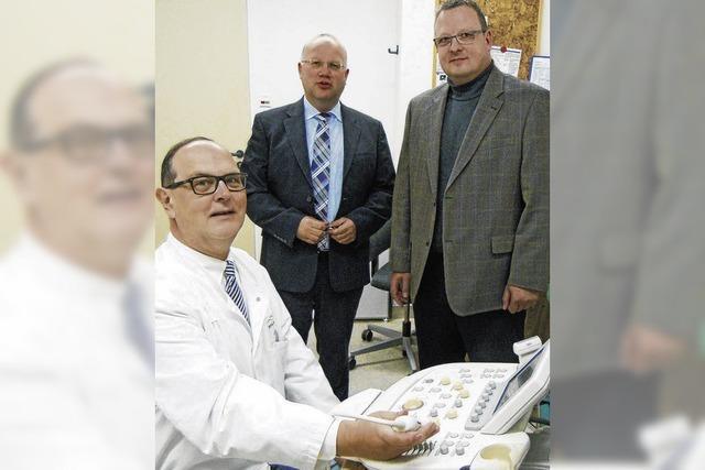 Spital stärkt die Onkologie