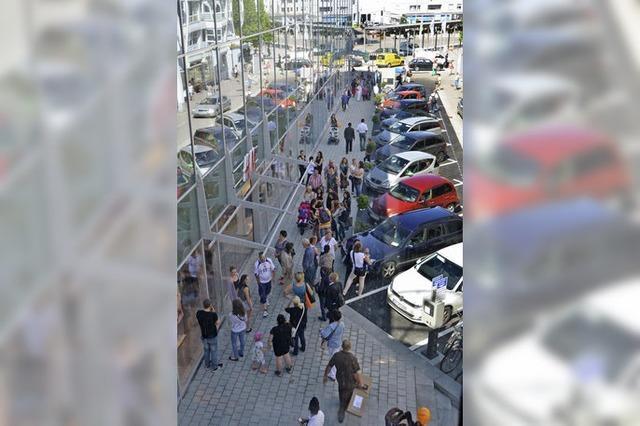 Grundsatzdebatte um Fußgängerzone